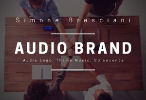 4665Audio Brand (Audio Logo + Tema)