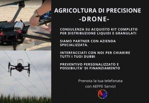 554815. CONSULENZA PER ACQUISTO ED USO DRONE IN AGRICOLTURA DI PRECISIONE