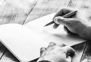 5188Scrittura libro – Biografia