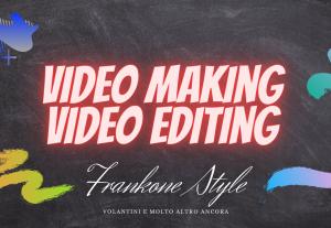 5088Videomaking & Editing su misura per te